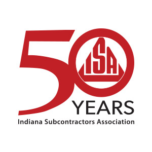 Indiana Subcontractors Association Logo