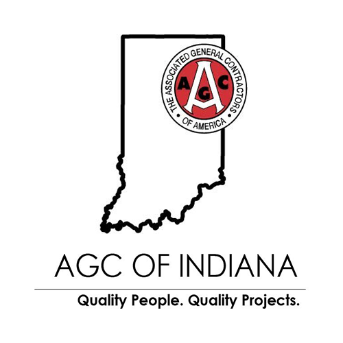AGC of Indiana Logo